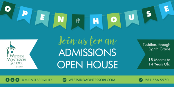 Admissions-Open-House-Montessori School Houston
