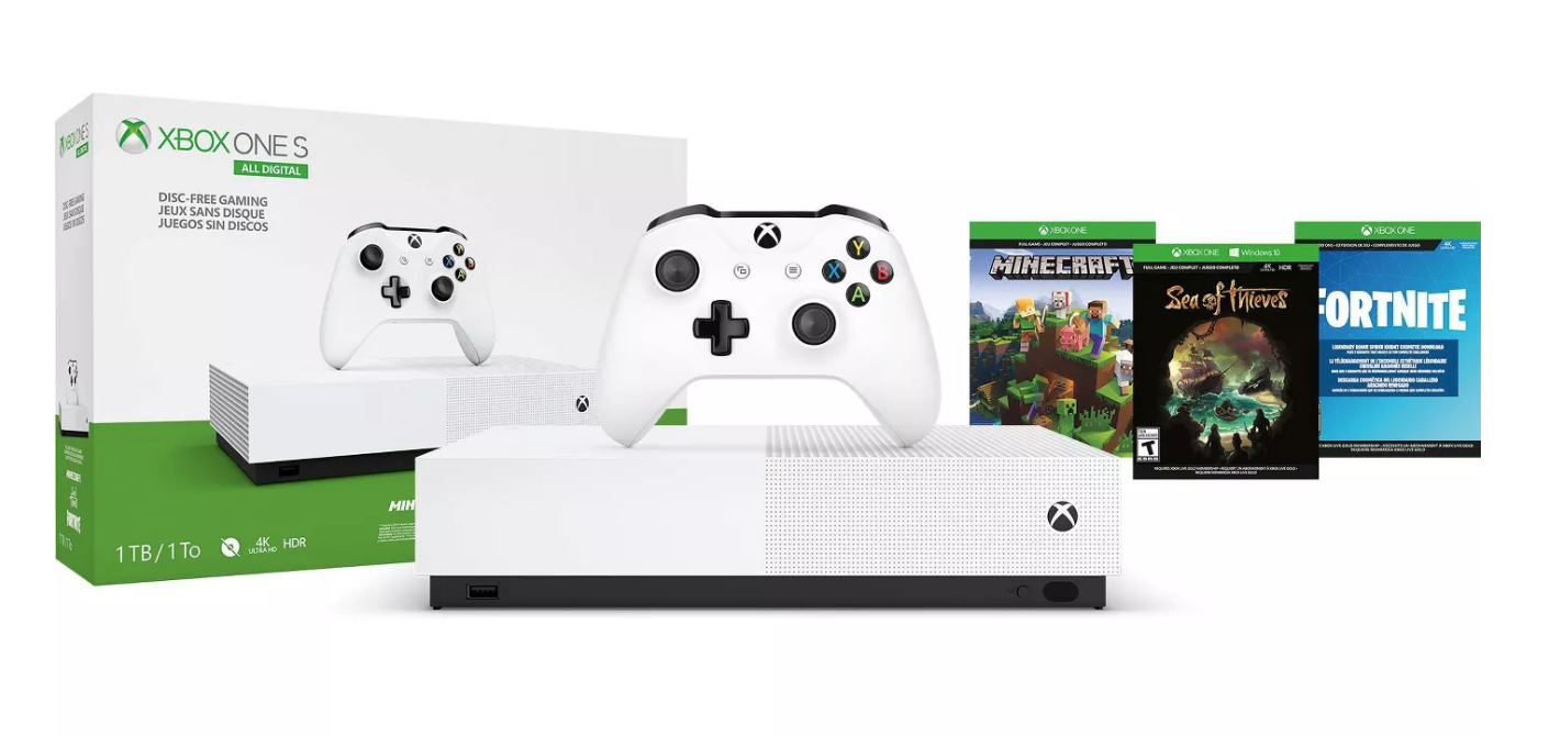 XBox One Gala Raffle Item